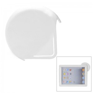 IEAR Ear Style Analog Amplifier for iPad 2 / the New iPad - White