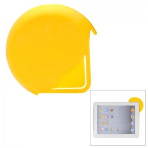 IEAR Ear Style Analog Amplifier for iPad 2 / the New iPad - Yellow