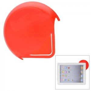 IEAR Ear Style Analog Amplifier for iPad 2 / the New iPad - Red