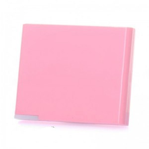 Ultra-thin Bluetooth V2.0 Music Receiver for Apple 30pin Speaker - Pink