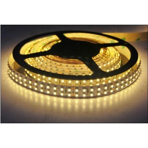 Urparcel 5M 300LEDs SMD 3528 Flexible LED Strip Lights Super Bright Waterproof(Warm White)