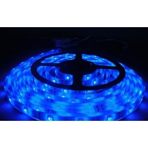 Urparcel 5M 300LEDs SMD 3528 Flexible LED Strip Lights Super Bright Waterproof(Blue)