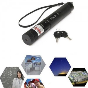 EastVita 650nm Red Laser Pointer Pen High Power Adjustable Focus Burning Lazer