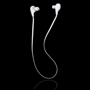 EastVita QY7 Bluetooth Wireless Headset Stereo Headphone Earphone Sport Universal Handfree Color White