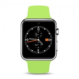 EastVita A1 Bluetooth Waterproof GSM Touch Screen Smart Wrist Watch For Android IOS Phone Green