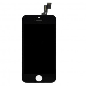 EastVita Touch Screen Digitizer LCD Display Full Replacement Assembly for iPhone 5s Black