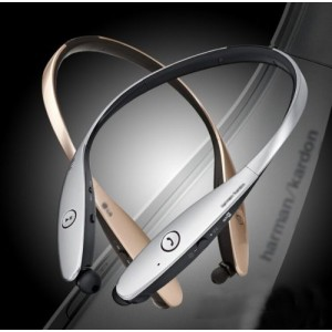 Eastvita Hot Sale New For LG Tone Infinim HBS900 Bluetooth Headset Headphone Harmon Kardon Sound Sport Gold