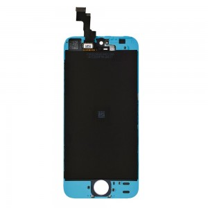 EastVita Full Set LCD Screen Replacement Digitizer Assembly Display Touch Panel for iPhone 5S Baby Blue