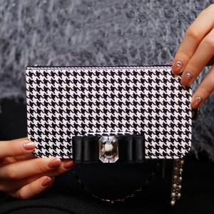 Luxury Card Slot Bling Flip Leather Purse Bag Wallet Case Cover with Swallow Gird For SumSung S6 Edga Plus