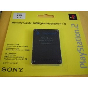 EastVita New 128MB PS2 Memory Card for Playstation 2
