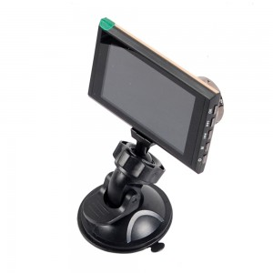 EastVita 3.0 inch vehicle data recorder with ultra-thin screen , Hd wide-angle and  Super night vision,style:T360