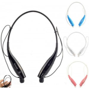 Eastvita Hot Sale New Wireless Bluetooth headphones Stereo Headset headphone for All mobile phones Blue