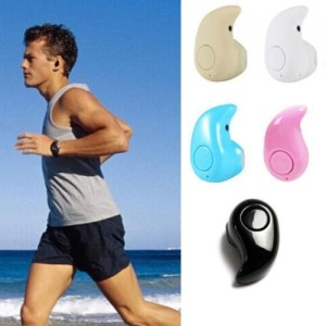 Eastvita Hot Sale New Wireless Ultra-small S530 4.0 Stereo Bluetooth Headset Earphone Earbud Gold