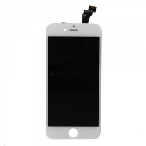 EastVita Touch Screen Digitizer LCD Display Full Replacement Assembly for iPhone 6 Color White
