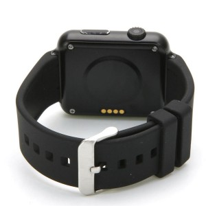 EastVita K8 Wi-Fi Bluetooth Smart Wrist Watch SIM Card Fit for Android Smartphone Black