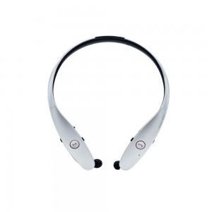 EastVita New Tone Silver Infinim HSB-900 Bluetooth Headset for iPhone Samsung LG Color Silver