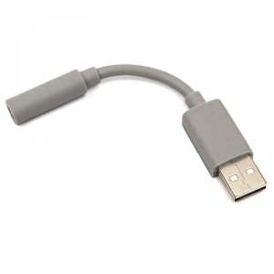 Gray USB Charging Power Cable Wire Cord Charger For Jawbone UP24 UP 24 Bracelet