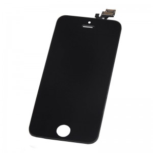 EastVita Touch Screen Digitizer LCD Display Full Replacement Assembly for iPhone 5 White]