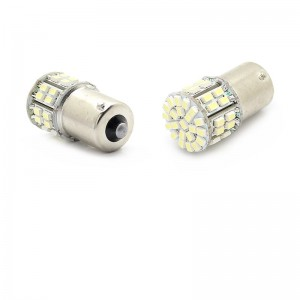 3.5W 1156-3050 150-Lumen 6500K Normal White Light Car Bulbs(2-Pack)