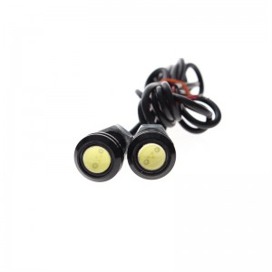 LY158 1.5W 102-Lumen 6000K Eagle Eye White LED Light for Car