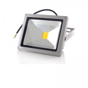 20W 1800LM Warm White Outdoors Flood Light/Projection Lamp