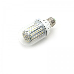 E27 5.5W 90-SMD 3528 LED 500-Lumen Warm White Light Bulbs