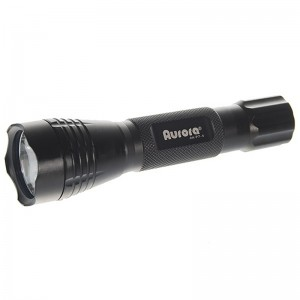 Aurora AK-P7-4 HA-III SSC P7-C 5-Mode 900-Lumen LED Flashlight (1*18650)