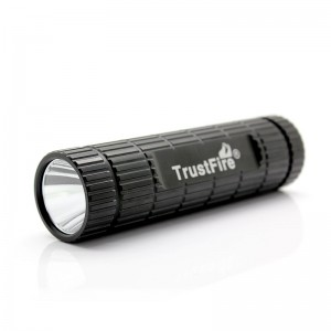 TrustFire Cree XP-E R2 200LM LED Flashlight w/ 4400mAh Emergency Battery Pack