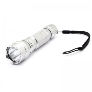 UltraFire WF-501B Cree XR-E R2 5-Mode 250-Lumen LED Flashlight
