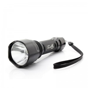 UltraFire C2-T60 CREE XM-LT6 5-Mode 1200-Lumen Memory White LED Flashlight