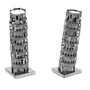 3D Puzzle - Mini World Architecture£¨The Leaning Tower of Pisa £?
