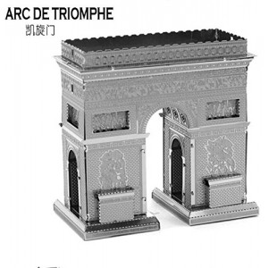 Arc De Triomphe - 3D Metal Model Kits
