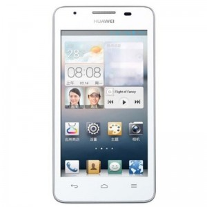 Huawei G525 Smartphone MSM8225Q Quad Core 4.5-inch IPS Screen Android 4.1 3G GPS- White