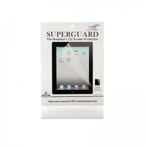 Crystal Clear Screen Protector for Samsung Galaxy Note 10.1