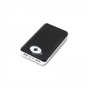 "JIB LH16000 ""16000mAh"" Portable External Backup Battery Power Bank with LED Illumination"