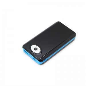 "JIB LH20000 ""20000mAh"" Portable External Backup Battery Power Bank with LED Illumination"