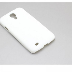 Protective PVC Hard Back Case for Samsung Galaxy S4 / i9500 (White)