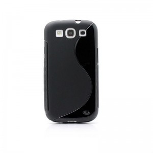 Protective TPU Back Case for Samsung Galaxy S3