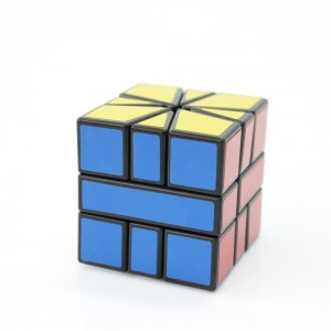 Shengshou SQ1 SQUARE-1 Speed Cube Puzzle Black
