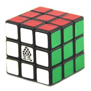 Type C Mini 3X3X3 Cube Puzzle WitEden Tiny 3cm Black