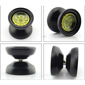 New Professional Yo-Yo High Speed YoYo Y8704 BLACK
