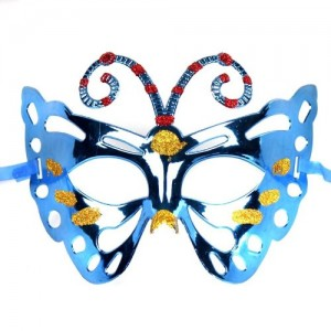 10pcs Halloween/Custume Party Mask Butterfly Mask