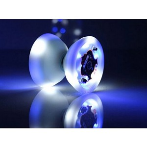 New Professional Yo-Yo High Speed YoYo LED YOYO Y8709 WHITE