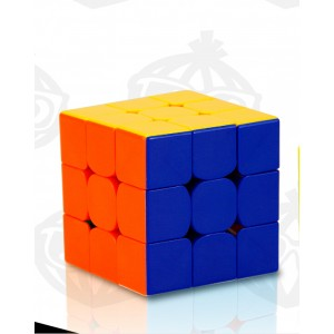 YongJun Meiying 3x3x3 57mm Magic Cube Stickerless Deep Color