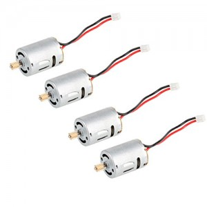 4 pcs Wltoys V913 Helicopter Replacement Parts Metal Main Motor RC Helicopter Electric Motor
