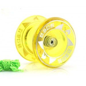 New Professional Yo-Yo High Speed YoYo Y8602 YELLOW