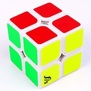 FangShi (Funs) Xingyu 2x2x2 50mm Speed Cube White
