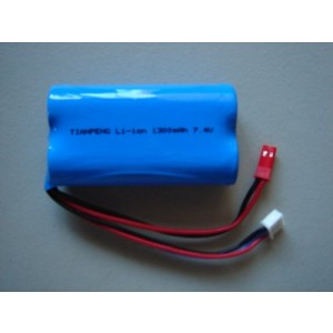 Brand New *UPGRADED 7.4V 1500mAH Battery for Double Horse 9118 RC Helicopter