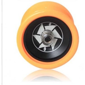 New Professional Yo-Yo High Speed YoYo Y8702 ORANGE+BLACK