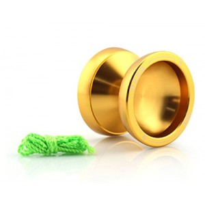 New Professional Yo-Yo High Speed YoYo Y8705 golden
